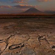 Odciski stóp w Tanzanii