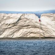 Spływ kajakiem wprost z lodowca