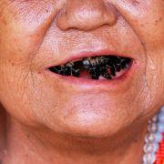 Czarne zęby w Tajlandii