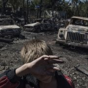 "Reportaż: ""Czarne dni Ukrainy"""