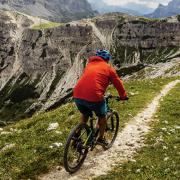 okolice Tre Cime di Laverado w południowym Tyrolu