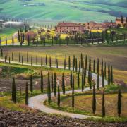 Toskania  to jedno z najbardziej malowniczych miejsc na świecie