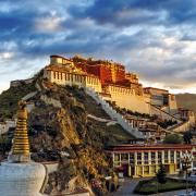 Pałac Potala w Lhasie