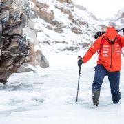 Before It Is Gone: Rzeka Zanskar zimą stanowi jedyne połączenie pomiędzy regionami Ladakh i Zanskar