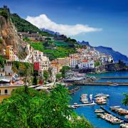 Włochy, Wybrzeże Amalfi
