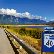 Argentyna, Ruta 40