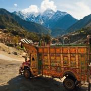 Chiny, Pakistan, Szosa Karakorumska