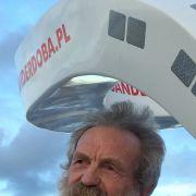 Aleksander Doba znów na wodzie!