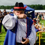 W Chmielnie odbywają się mistrzostwa Polski  w zażywaniu tabaki.