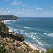 Szukasz wyjątkowego miejsca nad polskim morzem?  Znajdziesz je w... najbardziej oddalonym na północ punkcie Polski