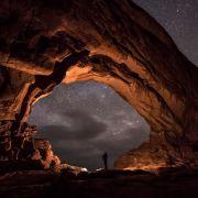 Skalne łuki w Utah