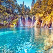 Jeziora Plitwickie – góry Mała Kapela (Chorwacja)