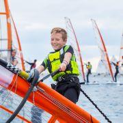 Wilczki morskie (obozy żeglarskie lub windsurfingowe)