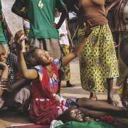 Płonące serce Afryki