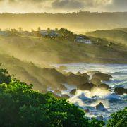 Wschodnie wybrzeże Barbadosu
