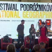 Otwarcie Festiwalu Podróżników National Geographic w Zielonej Górze