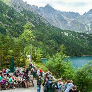 Food trucki na tatrzańskich szlakach. TPN otwiera mobilne bary