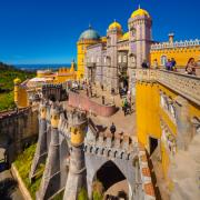 Pałac Pena w Sintrze. Dla jednych arcydzieło, dla innych – kicz.