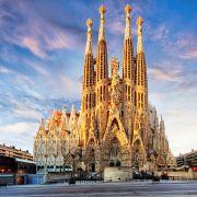 Gaudi w Barcelonie