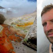 Polak od 11 lat realizuje wyjątkowy projekt. Zamierza odwiedzić 100 wulkanów