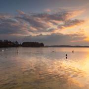 Jezioro Ukiel (Krzywe), Olsztyn