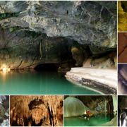 8 pięknych jaskiń