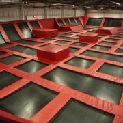 Park trampolin Hangar 646