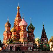 Sobór Wasyla Błogosławionego przy placu Czerwonym to ikona Moskwy.