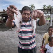 Nikaragua: wioska rybacka Jiquilillo nad Pacyfikiem