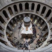 Nowe fakty o grobie Jezusa z Nazaretu