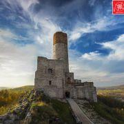 Zamek w Chęcinach, województwo świętokrzyskie