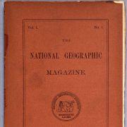 Pierwsza okładka National Geographic