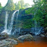 Park Narodowy Botum Sakor w Kambodży