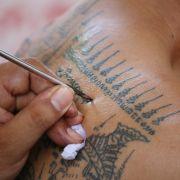 Tatuaże Z Mocą National Geographic