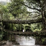 Widoki z Meghalayi