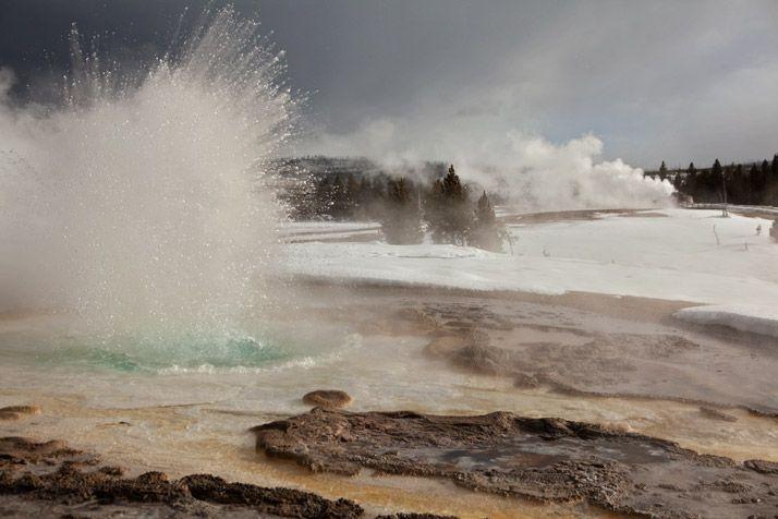 datowanie warstw popiołu wulkanicznego