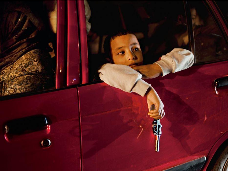 egyptian-kid-holding-toy-gun
