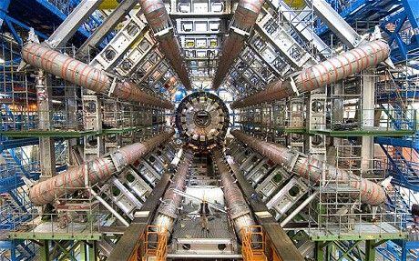 Wszystkie nasze końce świata - Wielki Zderzacz Hadronów
