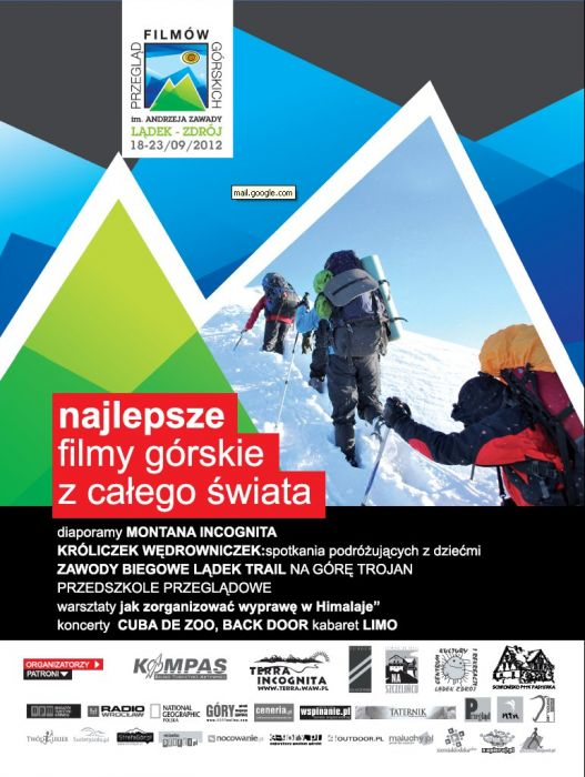 Festiwal Filmów Górskich w Lądku Zdroju