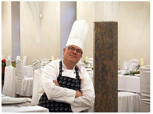 Wywiad z Bogdanem Gałązką, szefem kuchni, o polskim jedzeniu i historii kuchni.