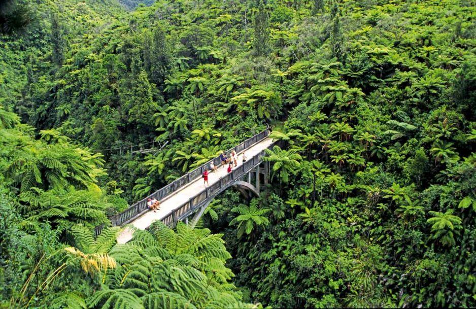 Nowa Zelandia: Ziemia Obiecana