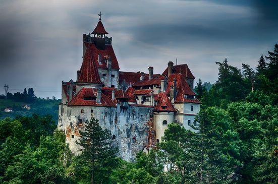 Szukaj śladów Drakuli