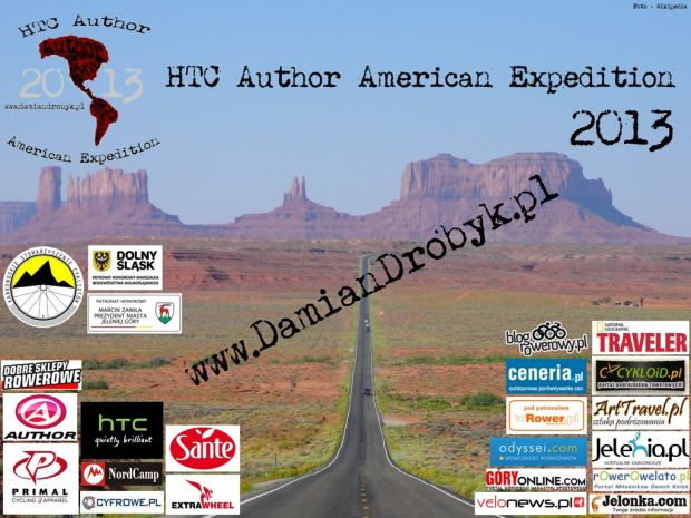 Author American Expedition 2013