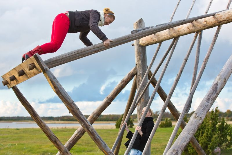 Unikatowe Estonskie Tradycje Wielkanocne National Geographic