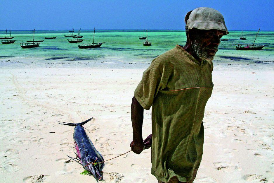 1._Zanzibar__Nungwe__czlowiek_z_ryba