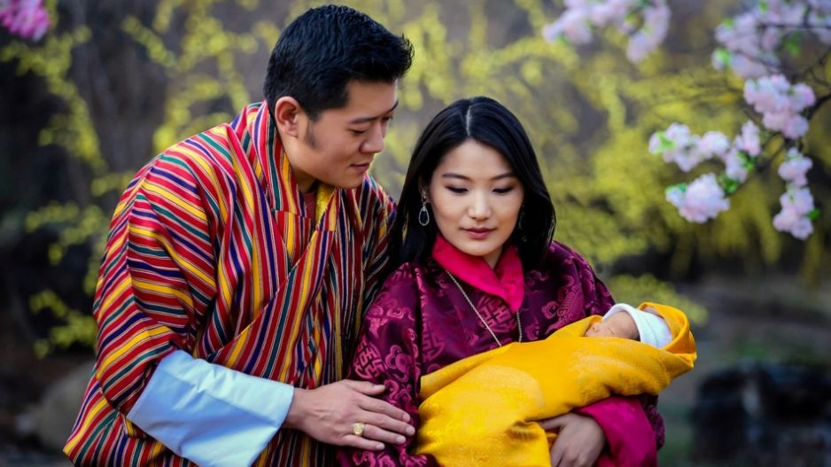 Król Bhutanu