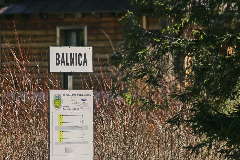 Przystanek Balnica