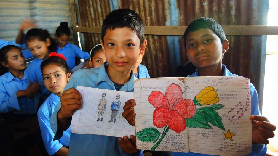 Spędzili 7 miesięcy w Nepalu, by odbudować zniszczoną szkołę
