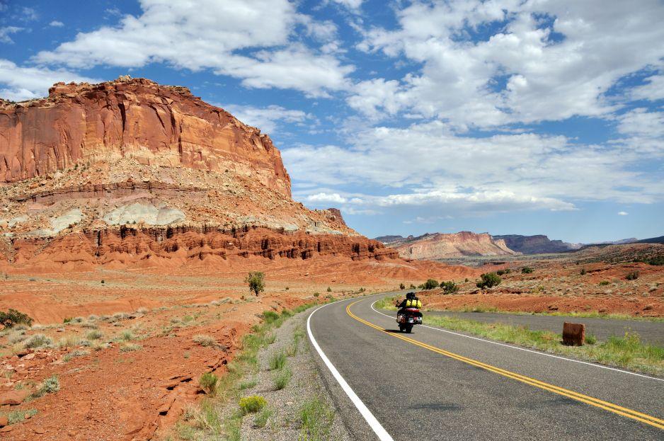 Motocyklem przez świat