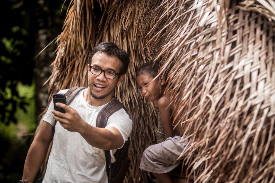 Etyka podróżnika: Wakacyjni paparazzi